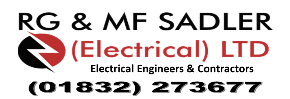 Electrical Contractors Oundle | Electrician > RG & MF Sadler (Electrical) Ltd
